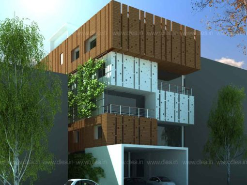 Commercial Architecture Design – Hotel@Thanjavur