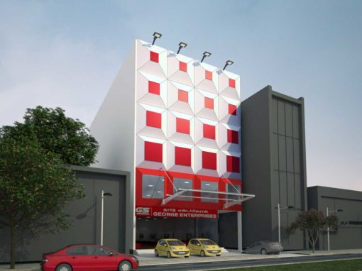 Commercial Architecture Design – Nagercoil