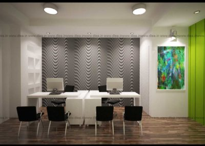 Customer-interaction---Office-Interior-Design-in-Velachery---By-DLEA
