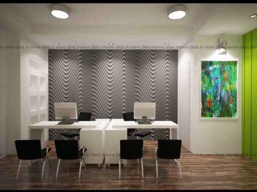 Office Interior Design – Prime Realty, Velachery