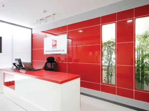 Office Interior Design @O.M.R, Chennai