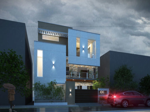 Residence Architecture Design – Nagapattinam