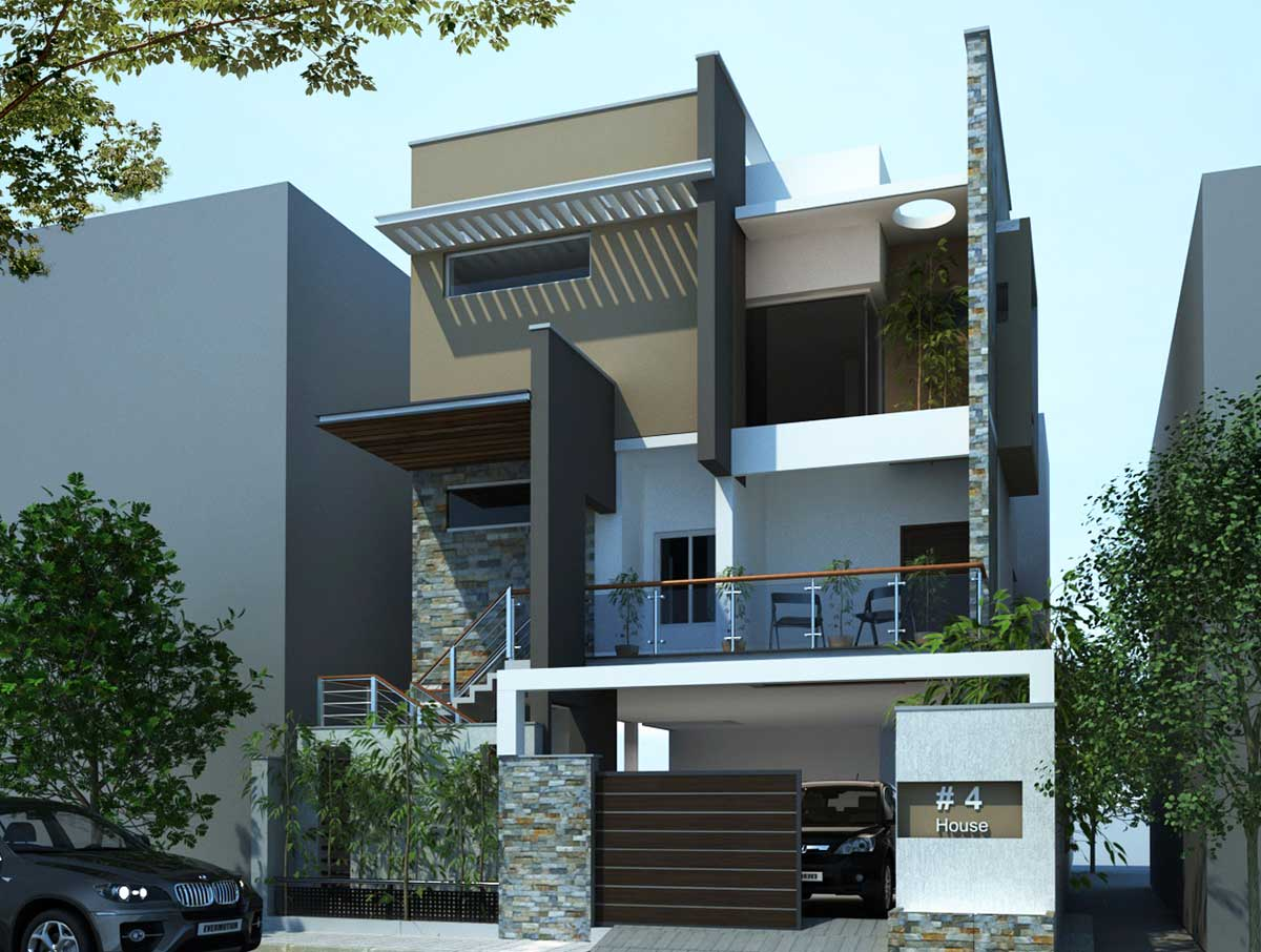 Residence architecture design top 10 architects in for Architecture design companies in coimbatore