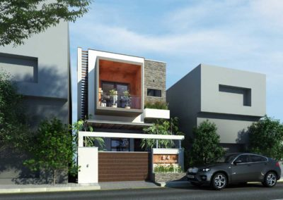 Residence-Architecture-Design-in-Thiruvarur---dlea---Day-View