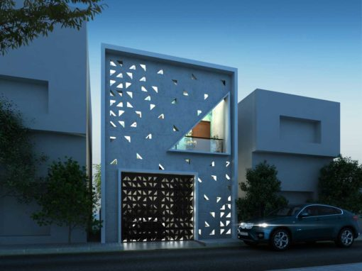 Residence Architecture Design – Thiruvarur