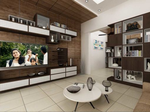 Residence Interior Design – Thanjavur