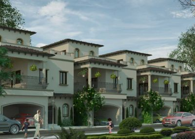 Villa-Architecture-Design-in-Coimbatore---Spanish-Style-Twin-Houses--dlea--Day-rendering-final-1